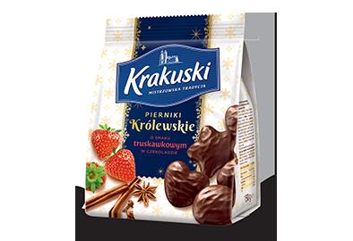 Packshot - Pierniki truskawkowe