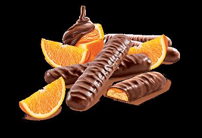 zdjęcie - Paluszki pomarańczowe