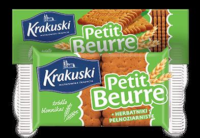 Packshot - Petit Beurre pełnoziarniste
